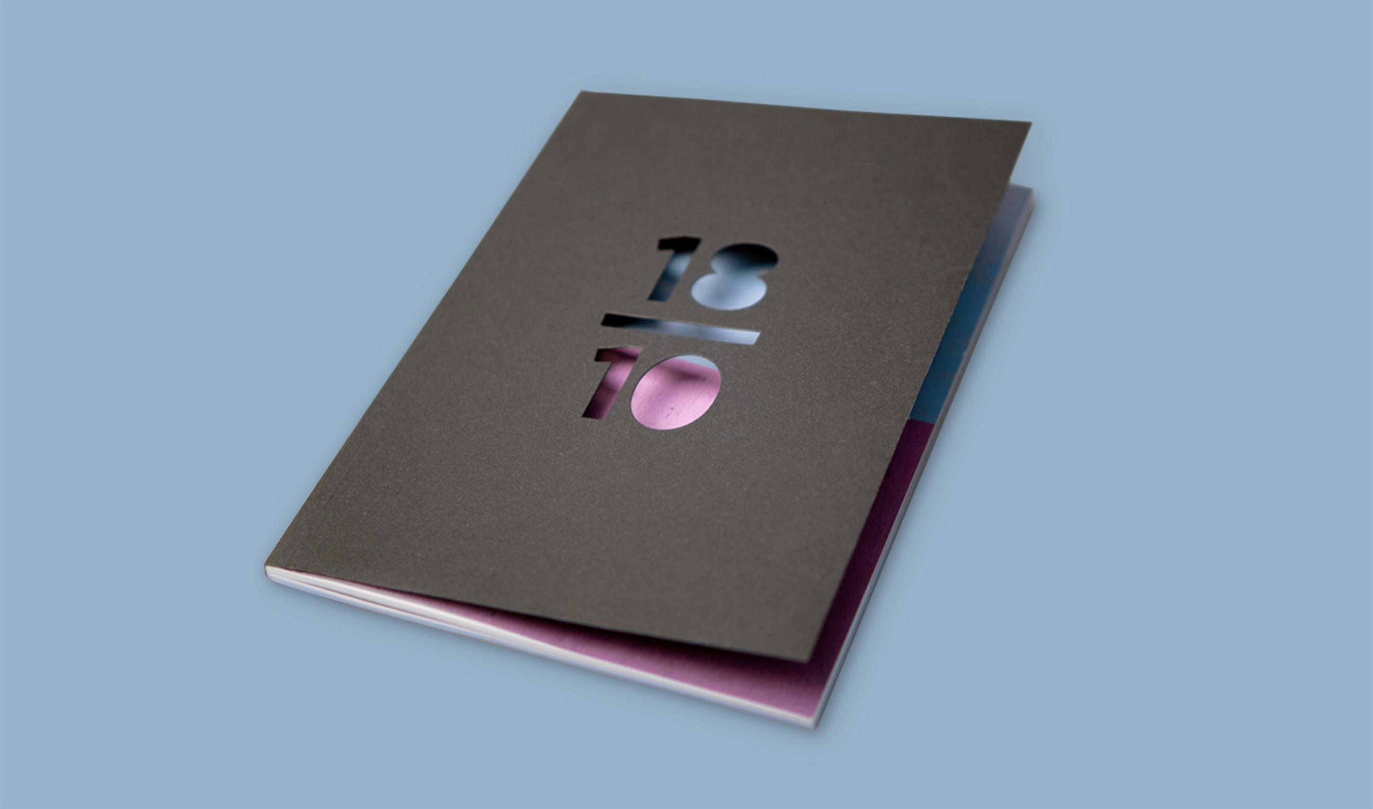 Catalogo Diciotto Decimi - Copertina