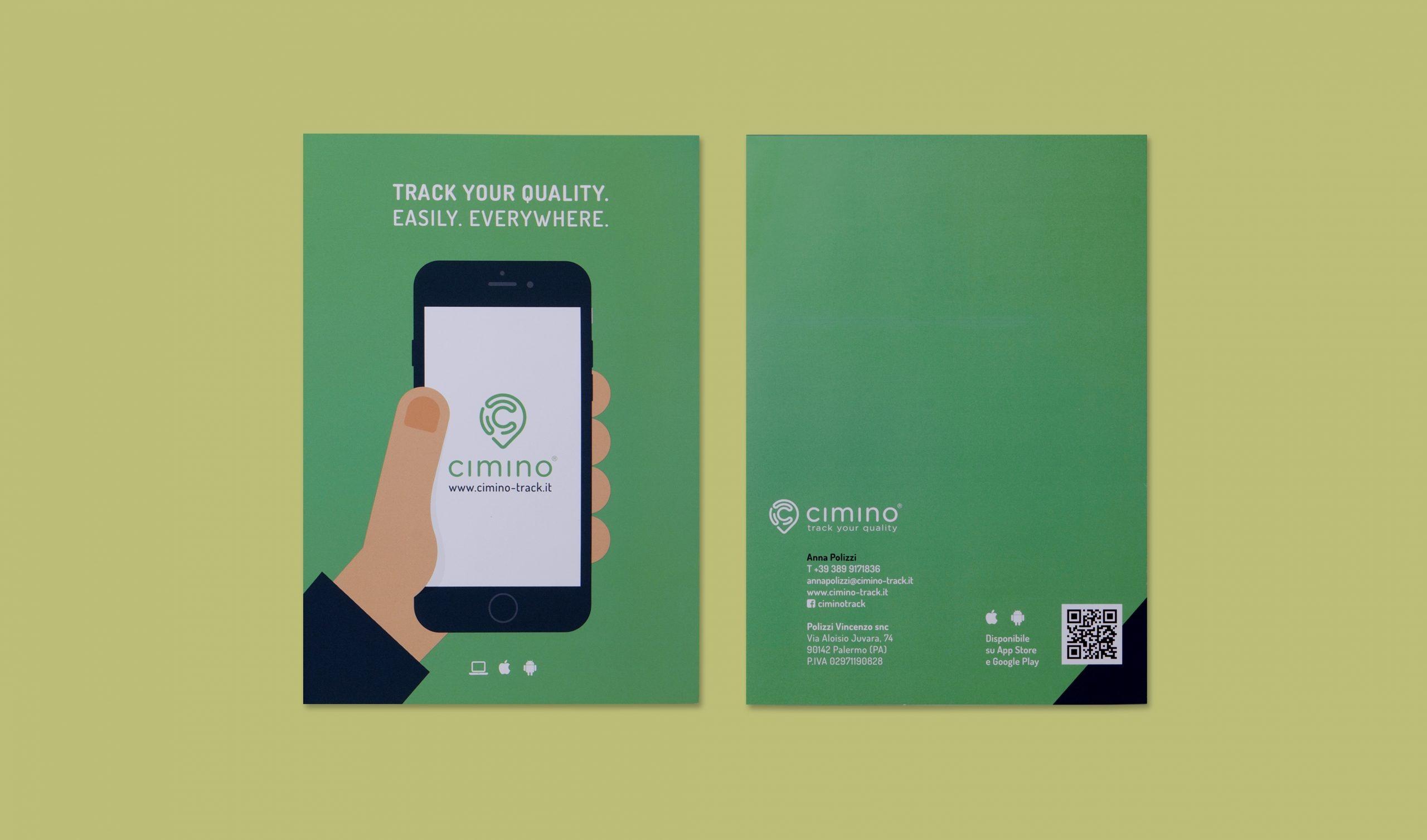 Cimino App - Corporate image
