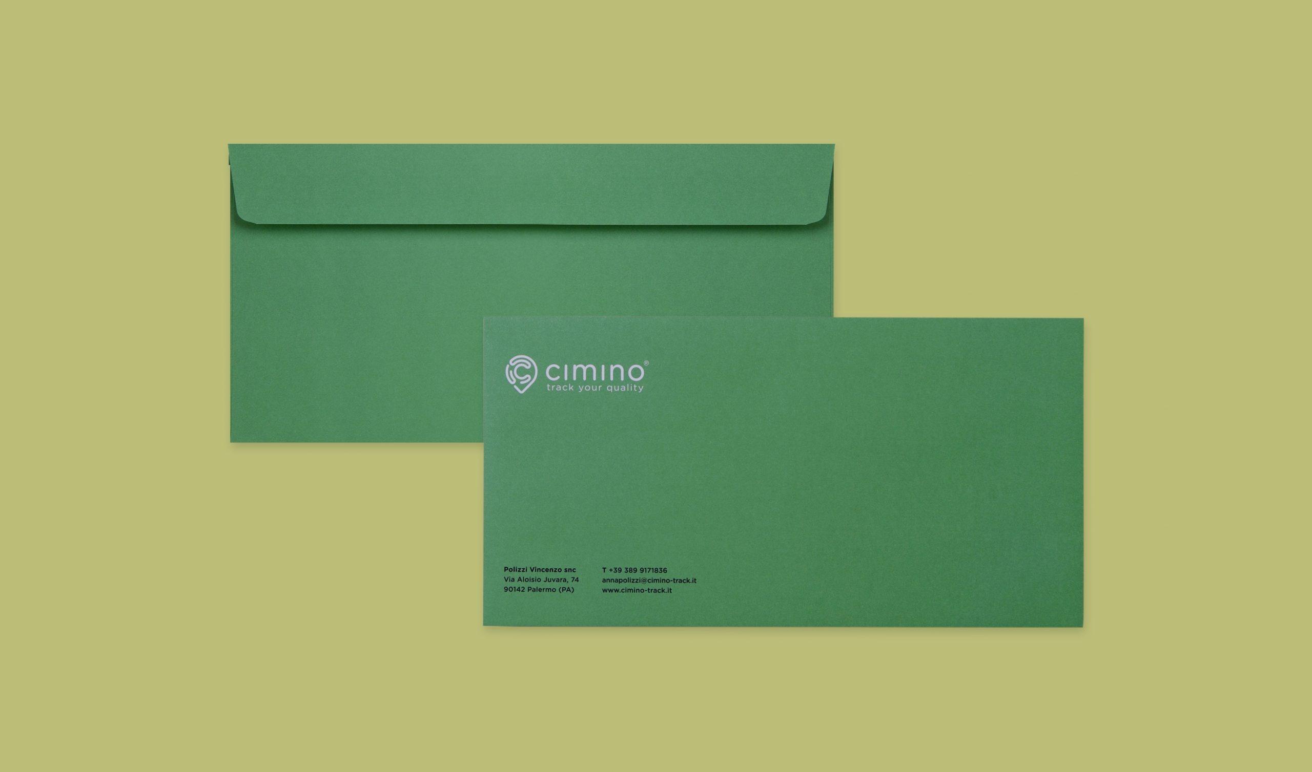 Cimino App - Busta americana