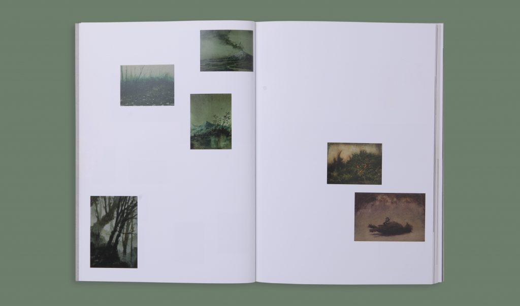 Il Passaggio Difficile Francesco De Grandi - Interno con foto dei quadri