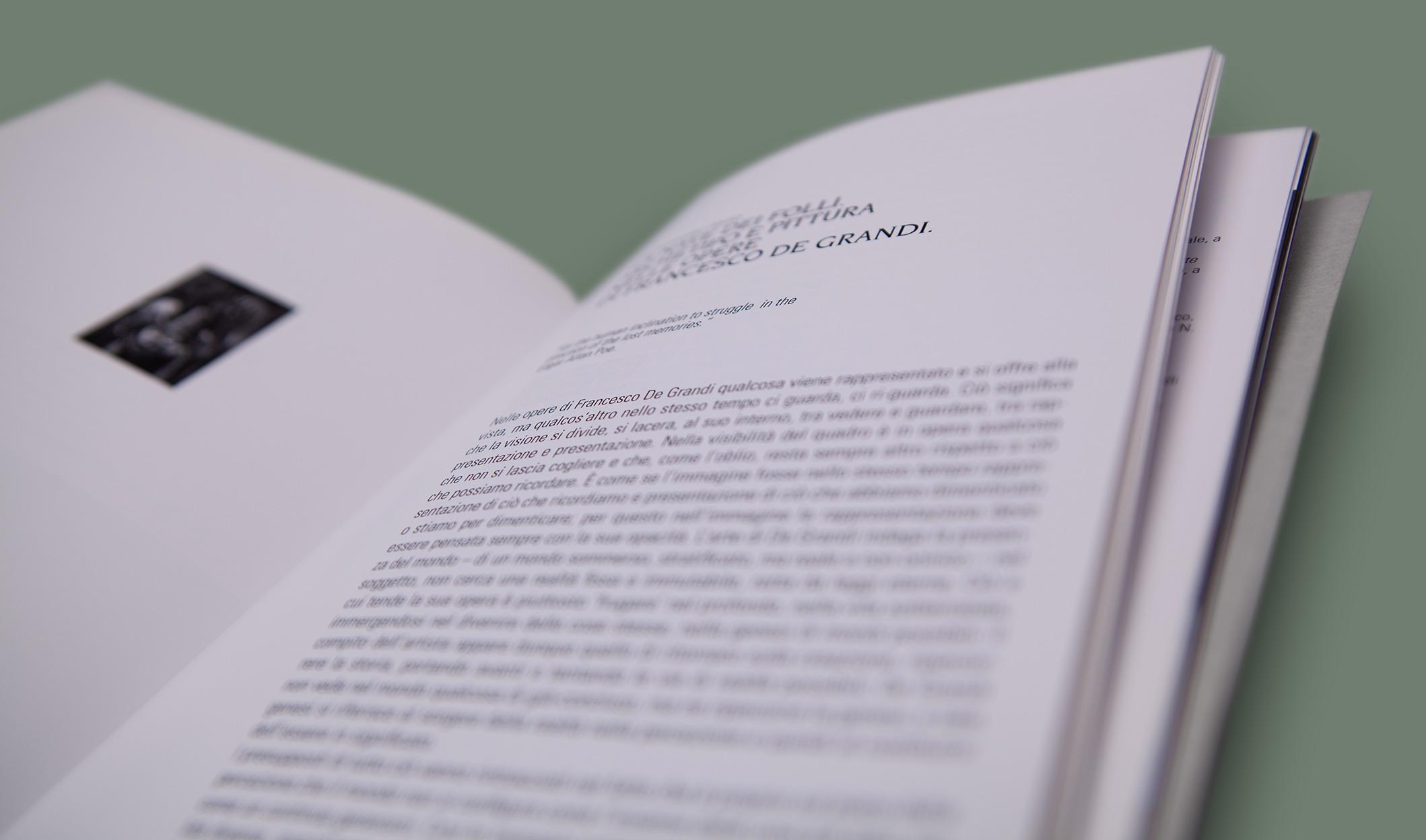 Catalogo Il Passaggio Difficile - Dettaglio testo