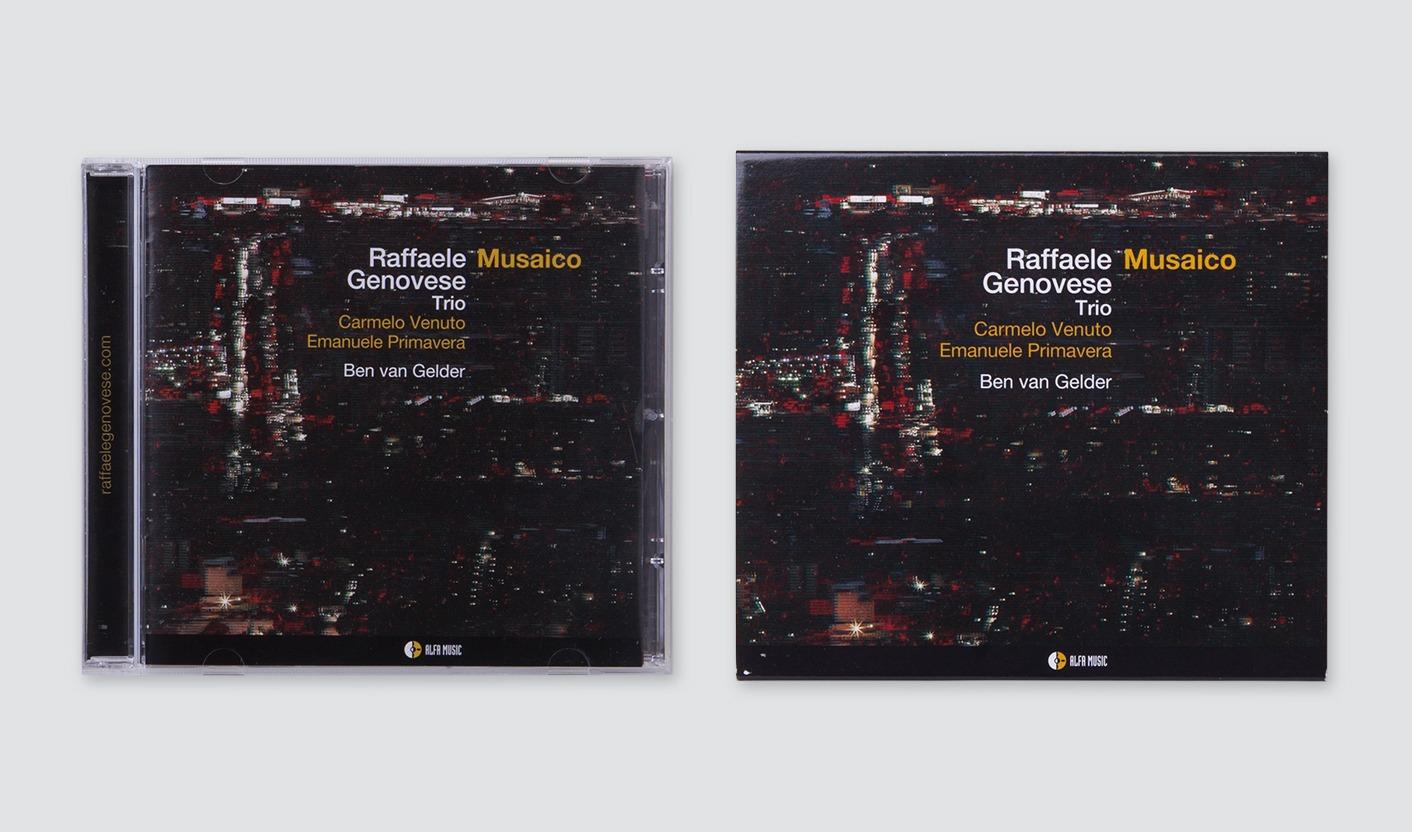 Musaico Raffaele Genovese Trio - Cofanetto e Contenitore