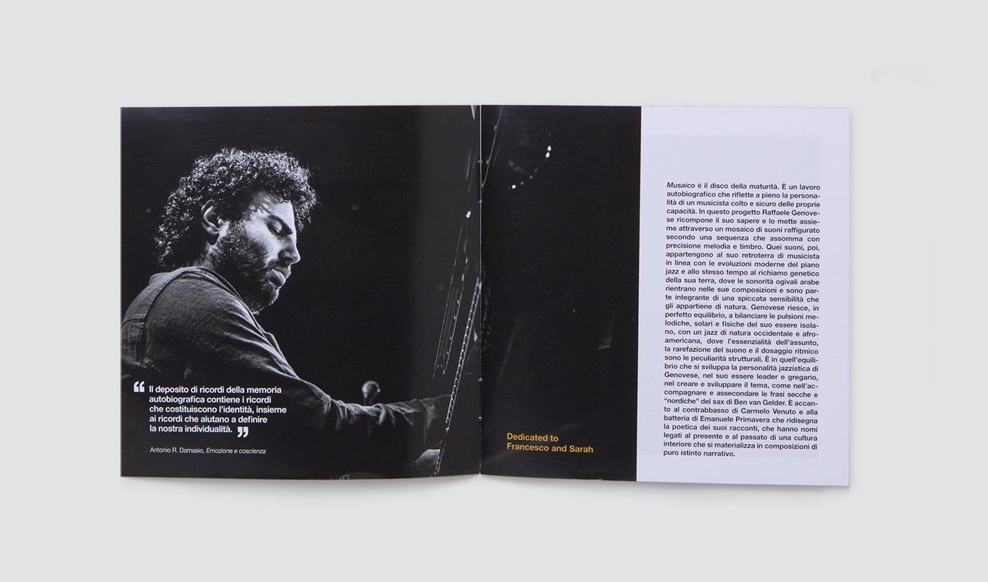 Musaico Booklet
