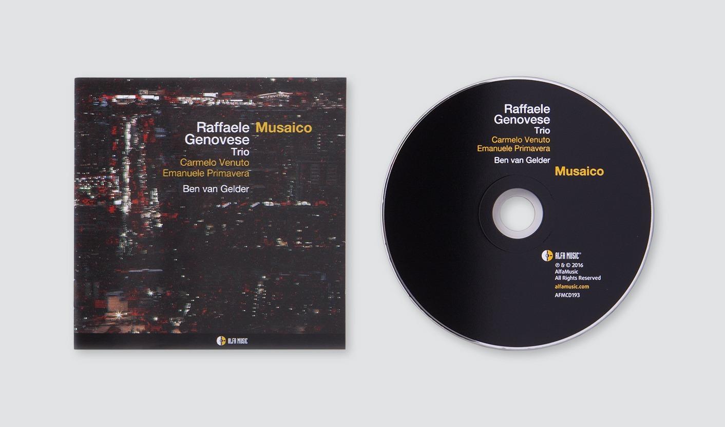 Musaico Booklet e CD