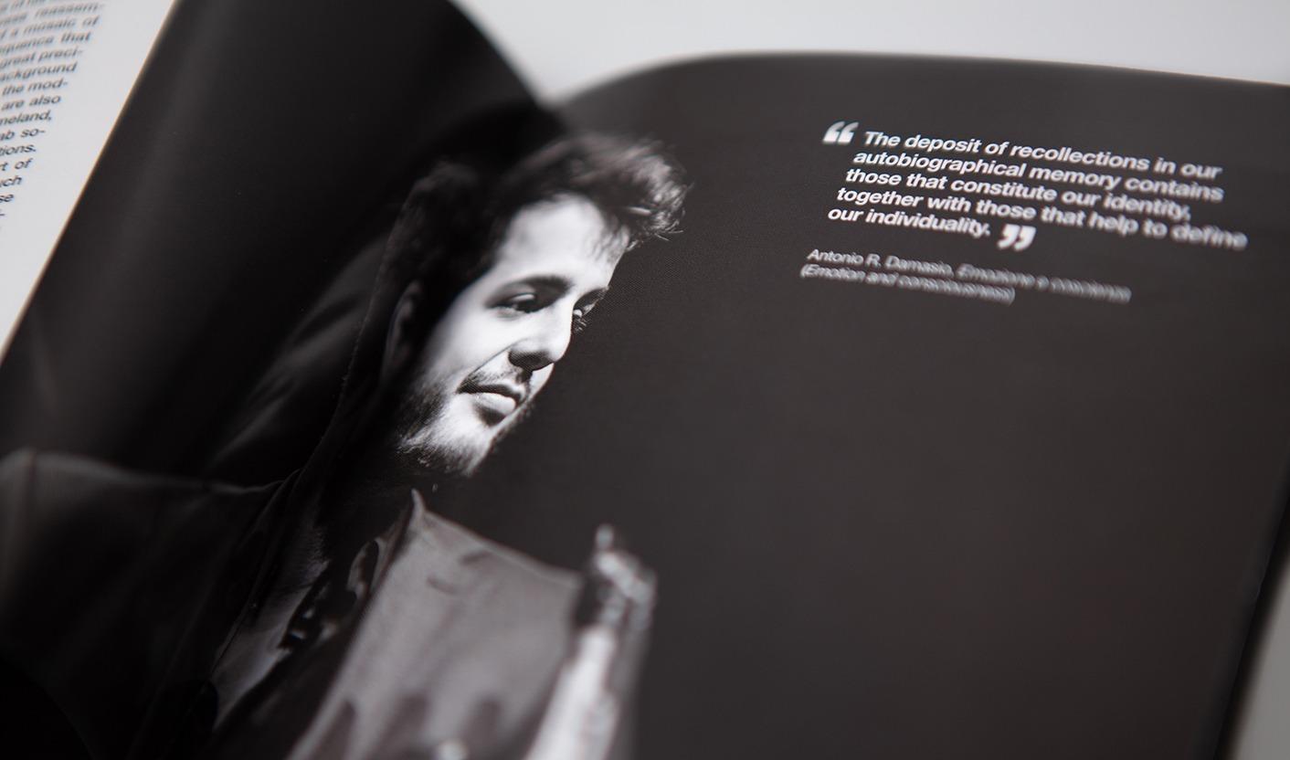 Musaico Dettaglio Booklet