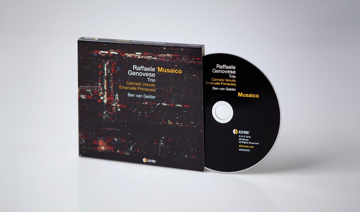 Musaico Raffaele Genovese Trio - Cofanetto