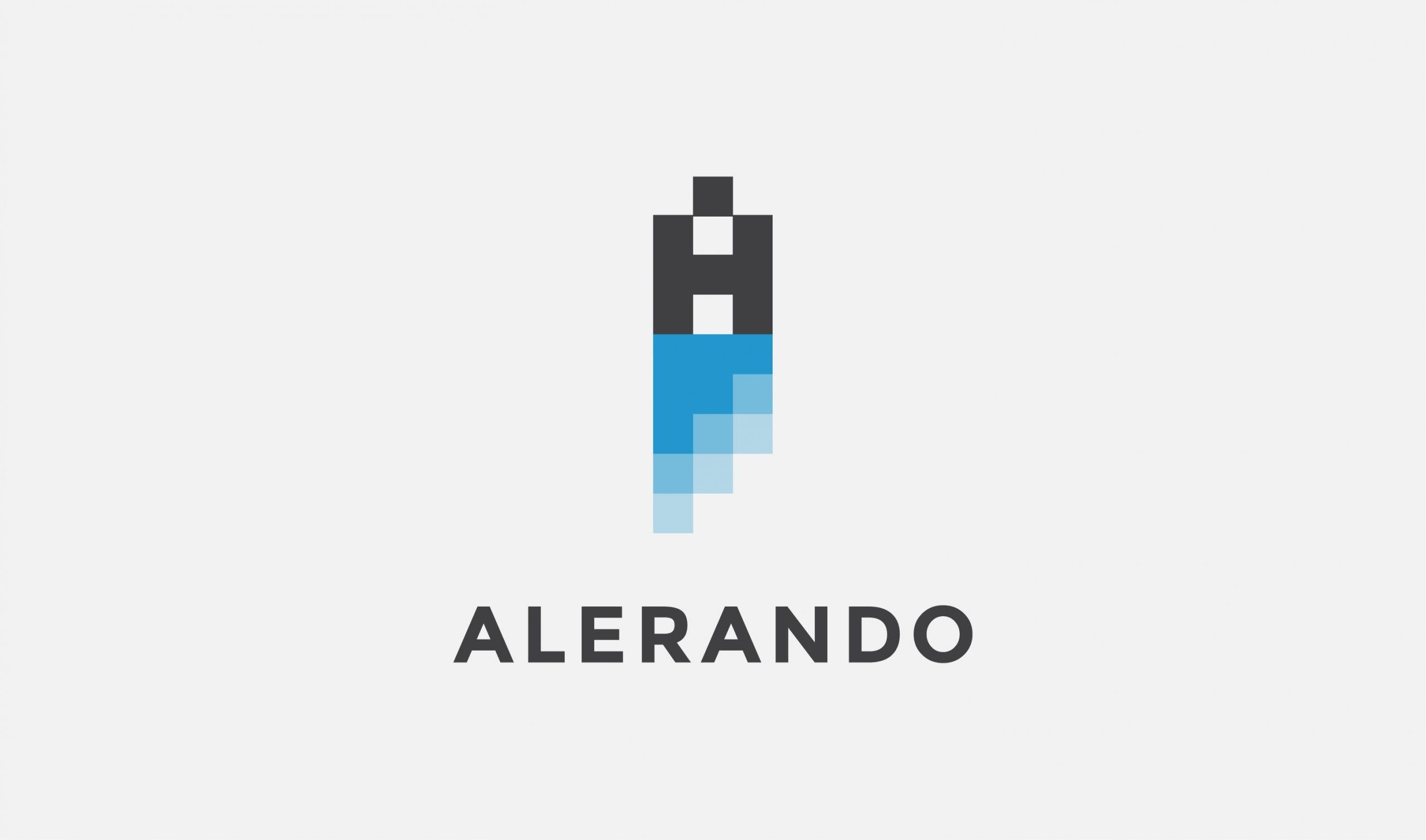 Alerando Identità visiva Developer - Logo
