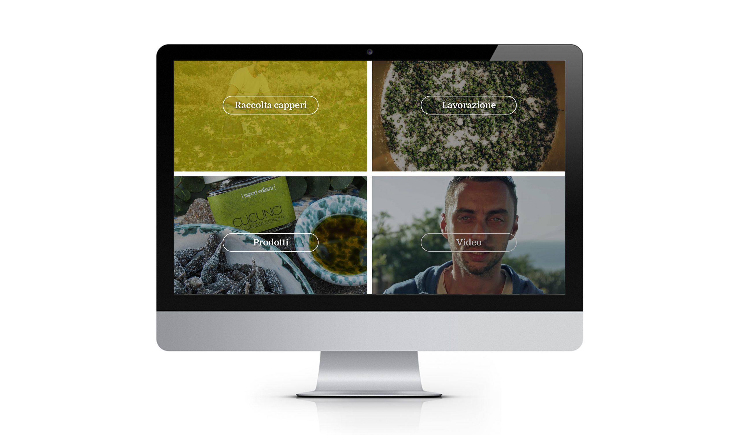 Sito Web - Immagini e video