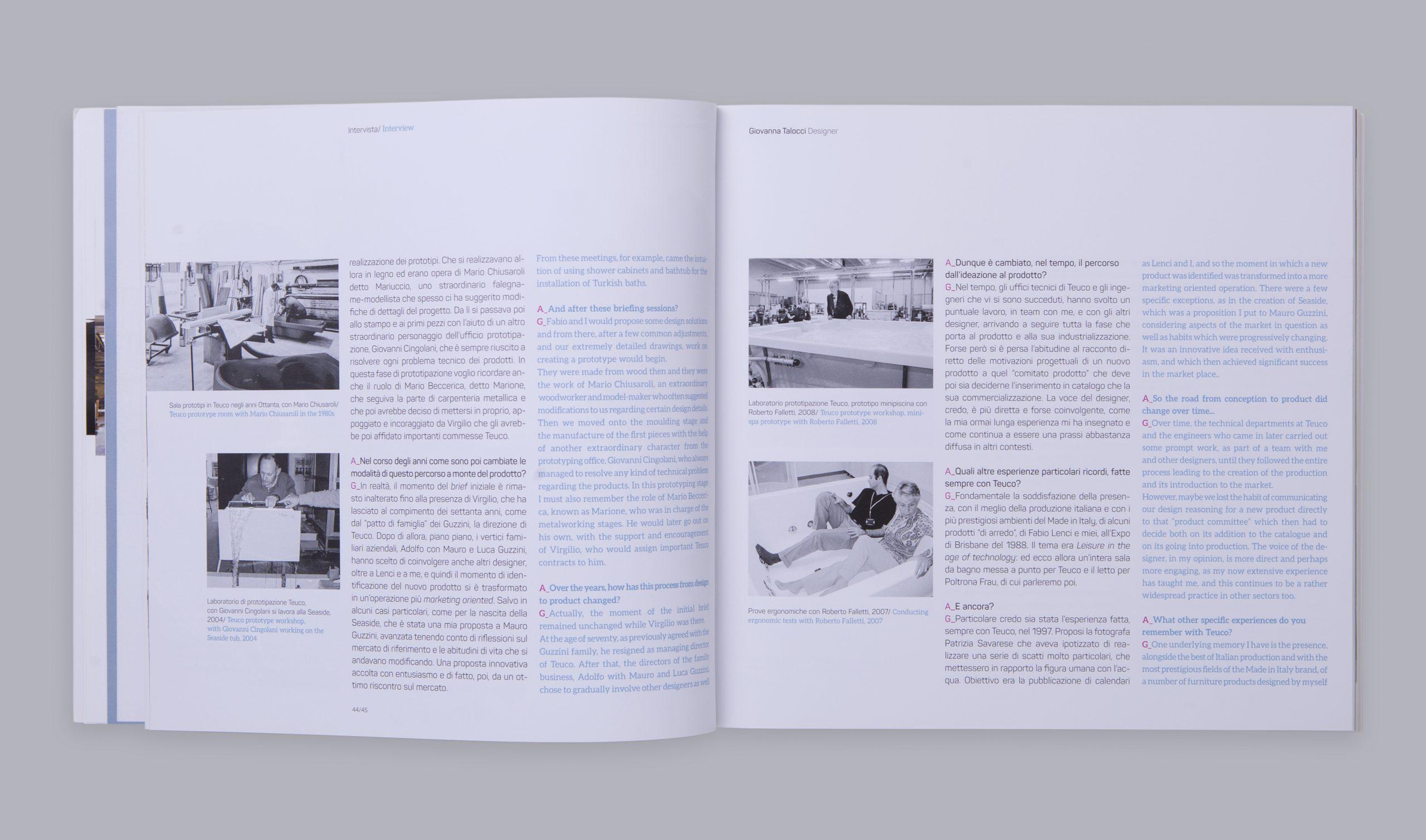 Talocci Monografia - Dialogo