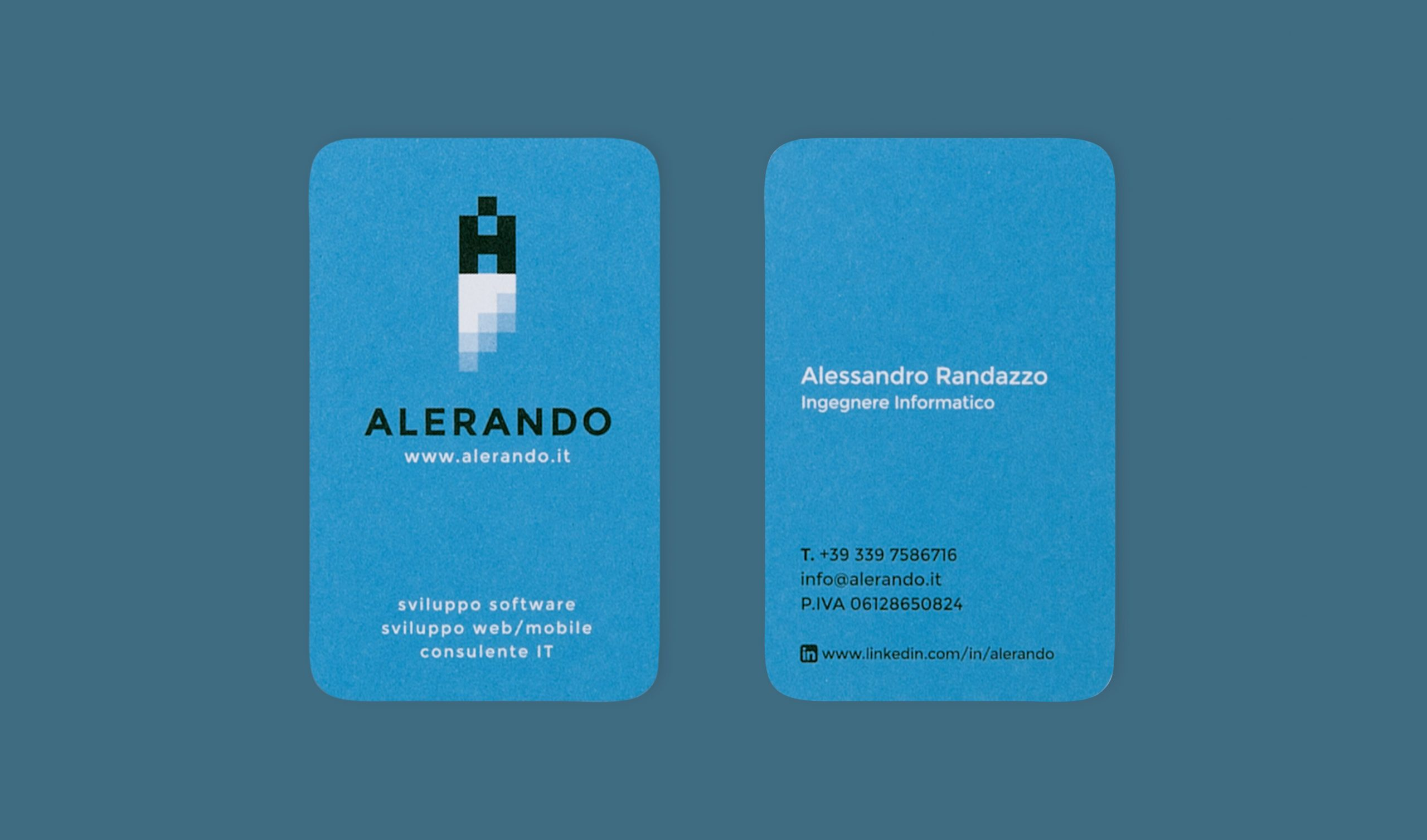Business Card Alerando