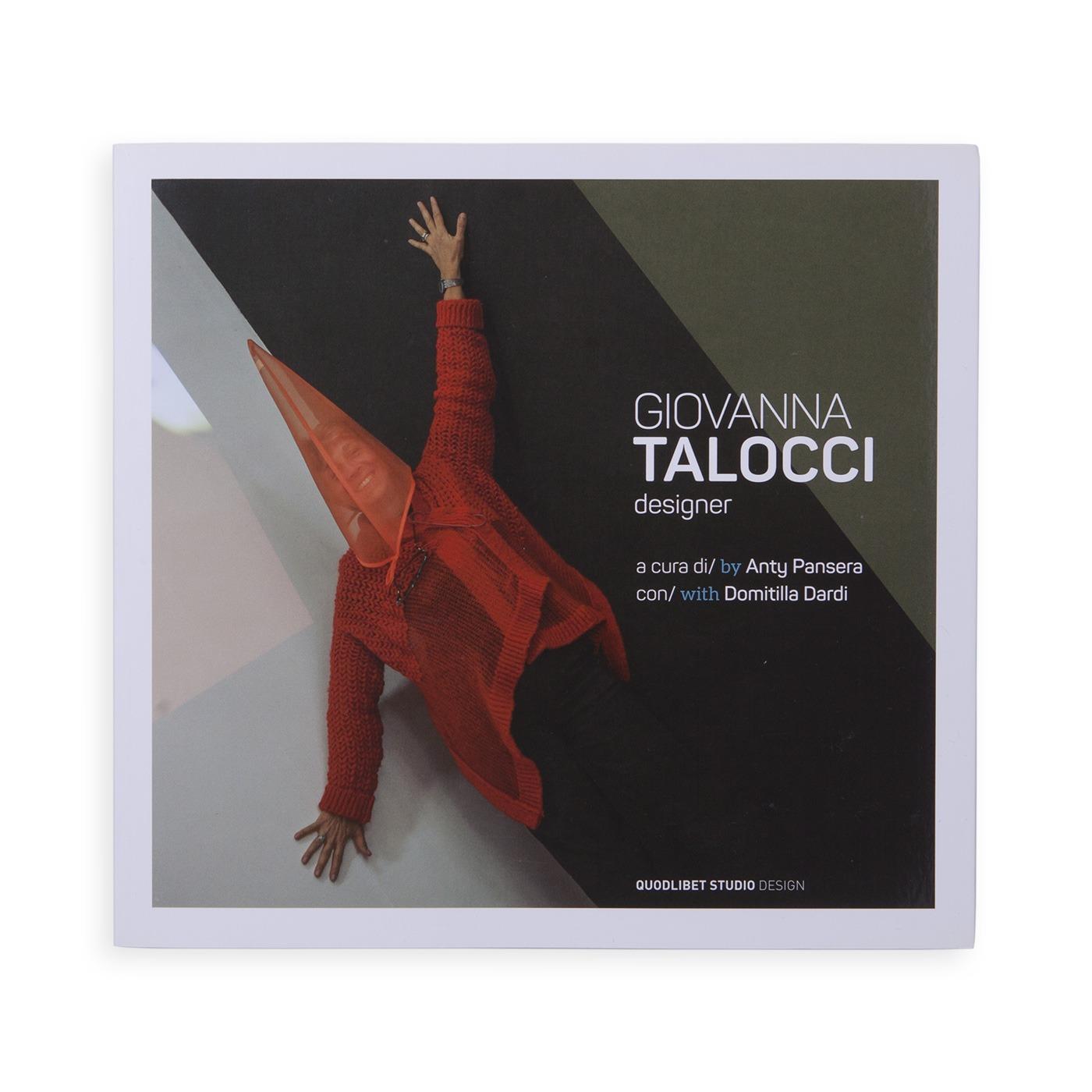 Giovanna Talocci Designer Monografia