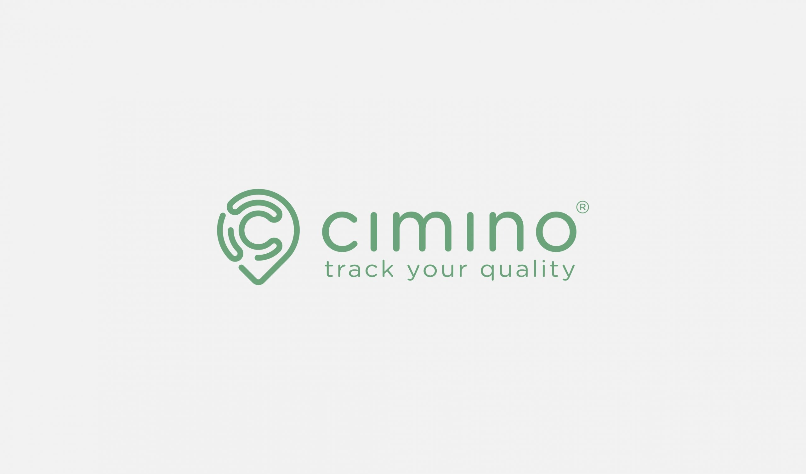 Cimino interfaccia app mobile - Logo a colori