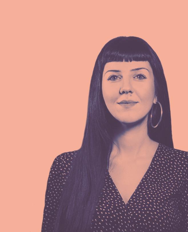 Inventori d'identità visiva - foto profilo di Gaetana La Porta