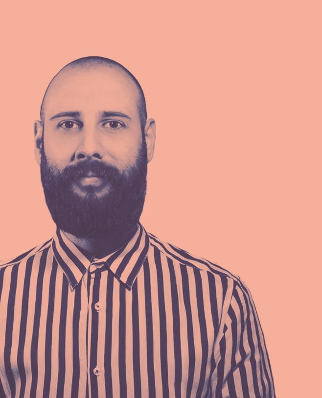 Inventori d'identità visiva - foto profilo di Giovanni Zuccarello